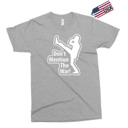 Don't Mention The War Exclusive T-shirt Designed By Gematees