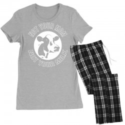 funny cow Women's Pajamas Set | Artistshot