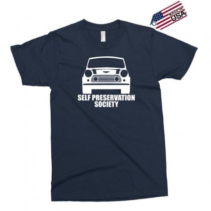 Self Preservation Society Exclusive T-shirt Designed By Gematees