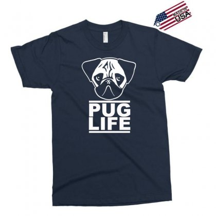 Pug Life Exclusive T-shirt Designed By Gematees