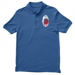 screaming face Polo Shirt | Artistshot
