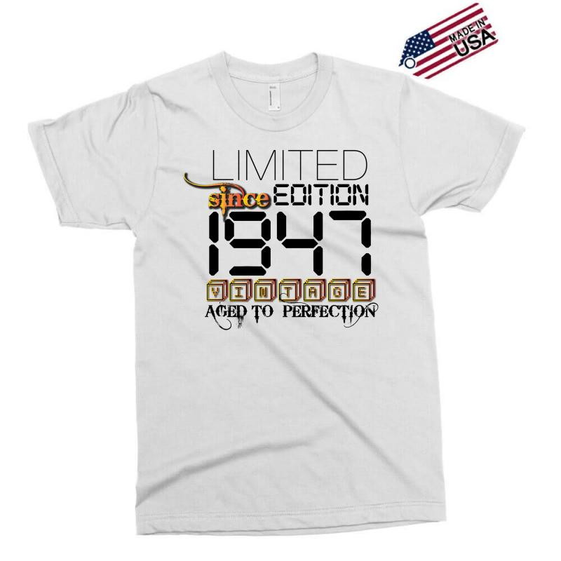 Limited Edition 1947 Exclusive T-shirt | Artistshot