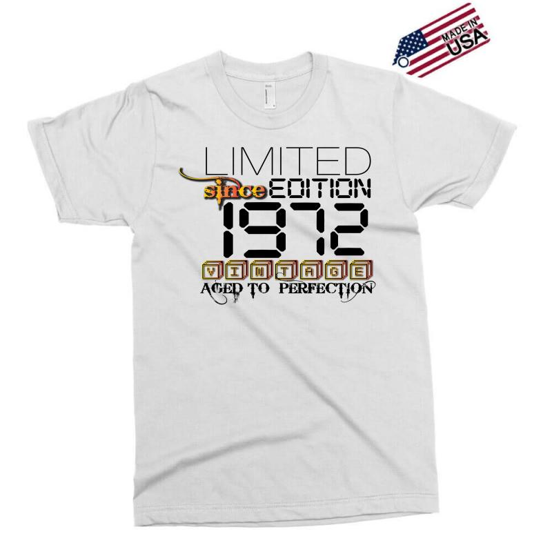 Limited Edition 1972 Exclusive T-shirt | Artistshot