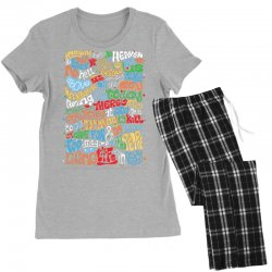funny john lennon imagine quote Women's Pajamas Set | Artistshot