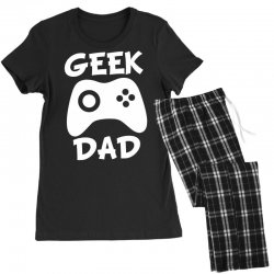 geek dad Women's Pajamas Set | Artistshot