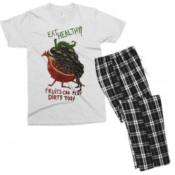 eat fruits Men's T-shirt Pajama Set | Artistshot