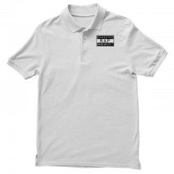 gangster rap made me do it Polo Shirt | Artistshot