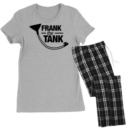 Frank The Tank Women's Pajamas Set Designed By Tonyhaddearts