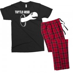 turtle head Men's T-shirt Pajama Set | Artistshot