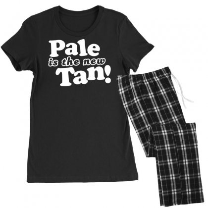 Pale Is The New Tan! Women's Pajamas Set Designed By Tonyhaddearts