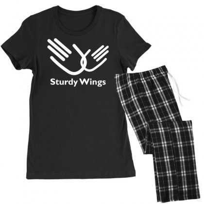 Sturdy Wings Women's Pajamas Set Designed By Tonyhaddearts