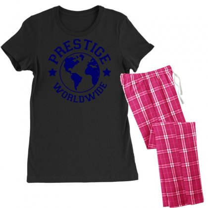 Prestige Worldwide Women's Pajamas Set Designed By Tonyhaddearts