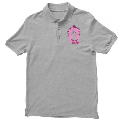 Nerf This Awesome Men's Polo Shirt Designed By Vr46