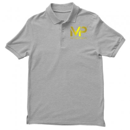 Michael Phelps Men's Polo Shirt Designed By Vr46