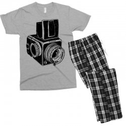 hasselblad vintage camera Men's T-shirt Pajama Set | Artistshot