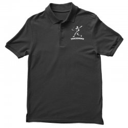 touchdown   funny sports Polo Shirt | Artistshot