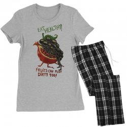 eat fruits Women's Pajamas Set | Artistshot