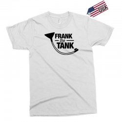 frank the tank Exclusive T-shirt | Artistshot
