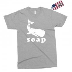 soap Exclusive T-shirt | Artistshot