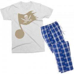 music pirate Men's T-shirt Pajama Set | Artistshot