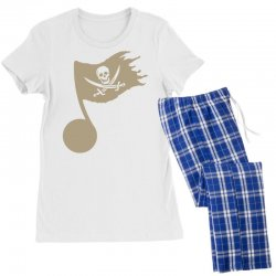 music pirate Women's Pajamas Set | Artistshot