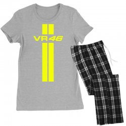 Valentino Rossi Stripes Women's Pajamas Set | Artistshot