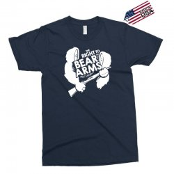 the right to bear arms Exclusive T-shirt | Artistshot
