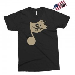 music pirate Exclusive T-shirt | Artistshot