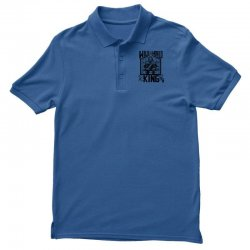 Wild World King Polo Shirt | Artistshot