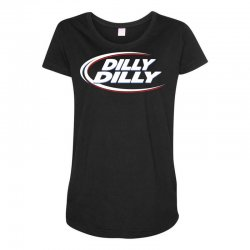 Dilly Dilly Maternity Scoop Neck T-shirt | Artistshot