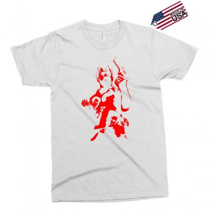 Red Max Payne Exclusive T-shirt Designed By Specstore