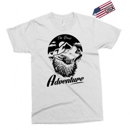 The Great Adventure Exclusive T-shirt Designed By Specstore