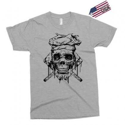 The Skull Chef Exclusive T-shirt Designed By Specstore
