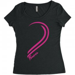 Love Forever For Her Women's Triblend Scoop T-shirt | Artistshot
