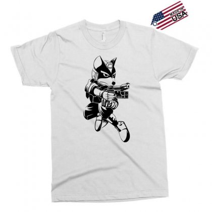 Fox Mccloud Exclusive T-shirt Designed By Specstore