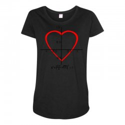 love Maternity Scoop Neck T-shirt | Artistshot