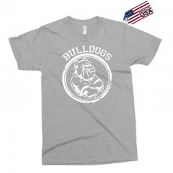 Bulldog Sports Team Exclusive T-shirt | Artistshot