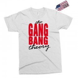the gang bang theory Exclusive T-shirt | Artistshot