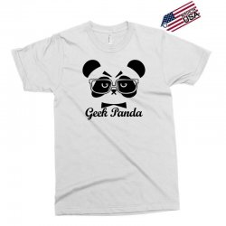 Geek Panda Exclusive T-shirt | Artistshot