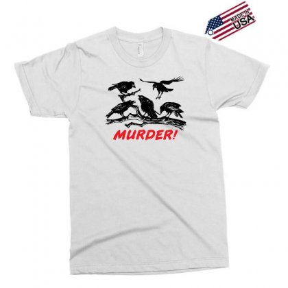 Murder Of Crows Exclusive T-shirt Designed By Chilistore