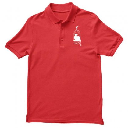 Inverse Irony Men's Polo Shirt Designed By Specstore