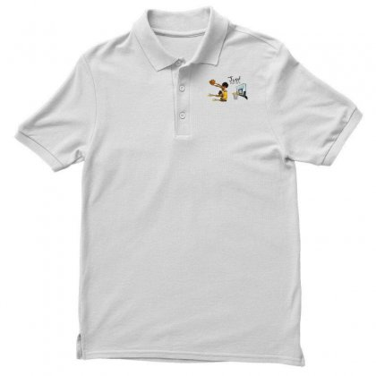 Just Dunk It Men's Polo Shirt Designed By Specstore