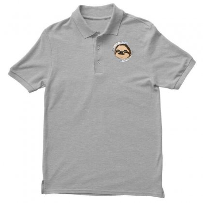 Live Slow Die Whenever Men's Polo Shirt Designed By Specstore