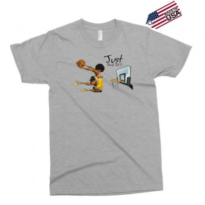 Just Dunk It Exclusive T-shirt Designed By Specstore