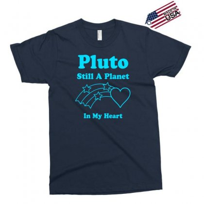 Pluto Still A Planet In My Heart Exclusive T-shirt Designed By Specstore