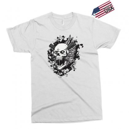 Sealed Vampire Skull Exclusive T-shirt Designed By Specstore