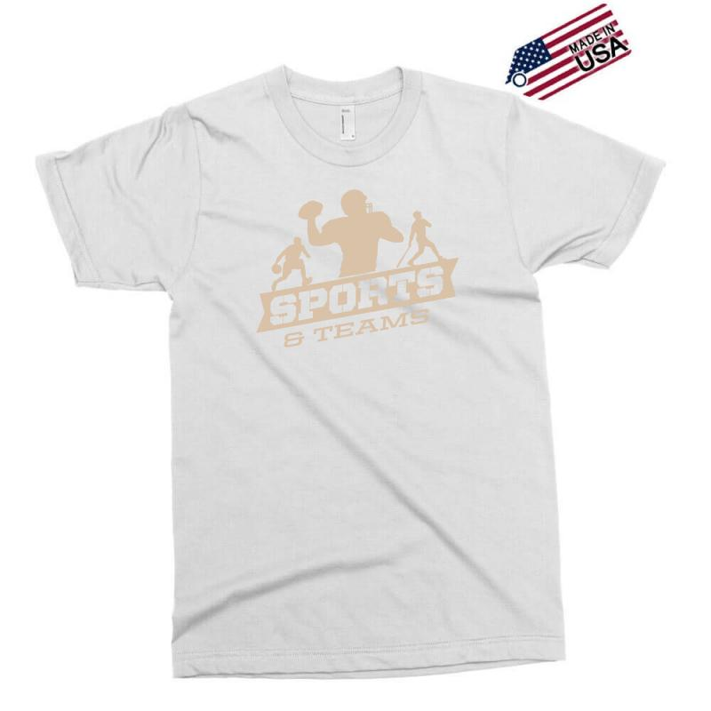 Sports And Teams Exclusive T-shirt | Artistshot
