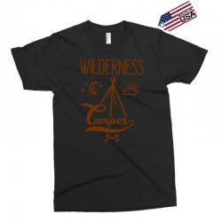 wilderness camper Exclusive T-shirt | Artistshot