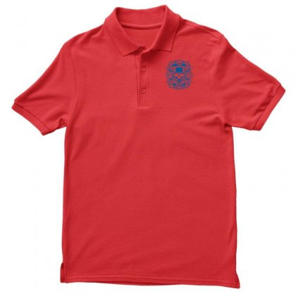 True School Men's Polo Shirt Designed By Specstore