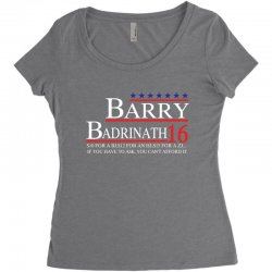 barry badrinath,beerfest,beer, barry, badrinath, broken, lizard,Funny,Geek Women's Triblend Scoop T-shirt | Artistshot